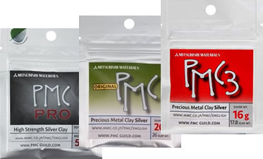Precious Metal Clay Packets - Tabletop Furnance