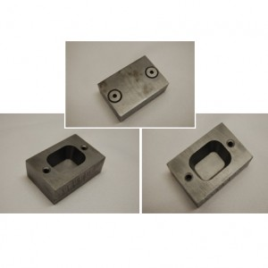 Traditional 1 oz Ingot Mould - Tabletop Furnace Company