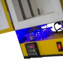LED Fan on QuikMelt Front Loading Kiln - Tabletop Furnace Company