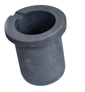 High Temperature Graphite Crucible